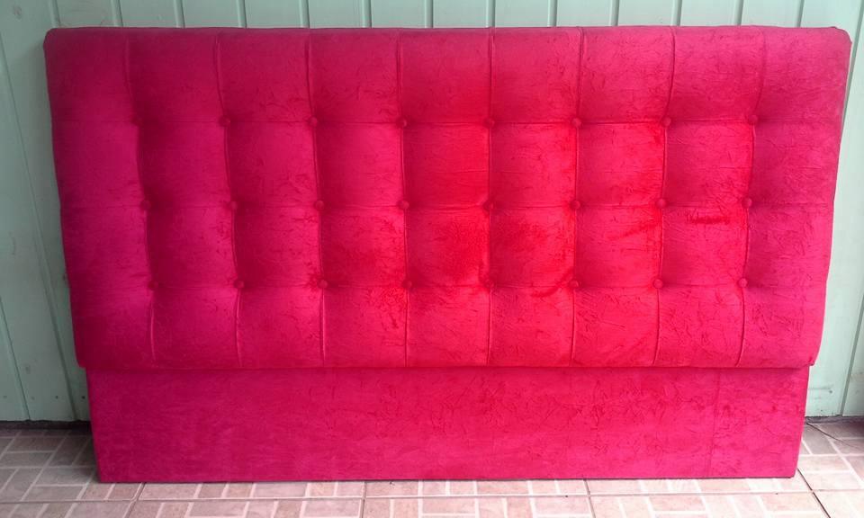 Cabeceira Rosa